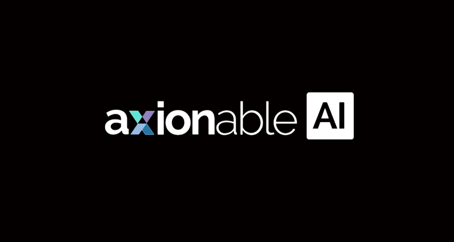 Axionable AI